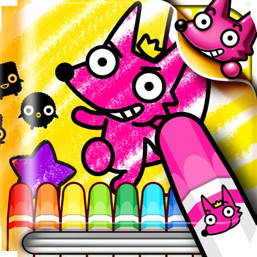 핑크퐁! 색칠놀이 (app)