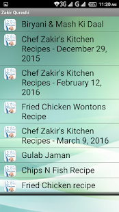 Zakir Qureshi Recipes - náhled