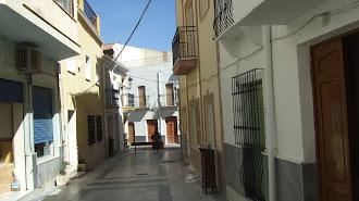 Olula del Río, uno de los pueblos que mejorará el alumbrado de sus calles.
