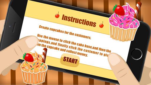 カップケーキクレイジー|玩棋類遊戲App免費|玩APPs