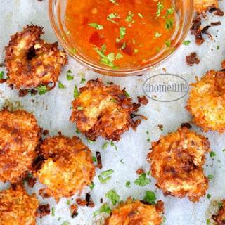 Coconut Fried Shrimp