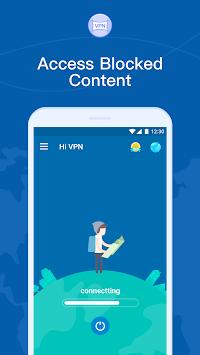 Hi VPN - Super Fast VPN Proxy, Secure Hotspot VPN