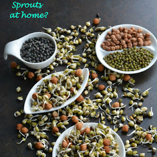 How to make Sprouts at home?.