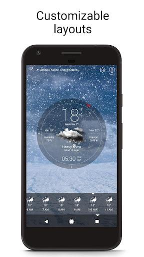 Weather Live Free Screenshot