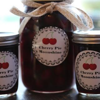 Crock Pot Cherry Moonshine