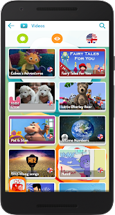 KIDOZ TV: Best Videos for Kids- screenshot thumbnail