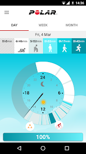Polar Flow - Activity & Sports- screenshot thumbnail