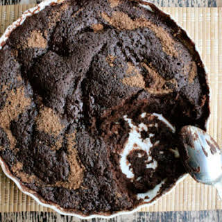 5 Minute Fudgy Chocolate Microwave Cake.