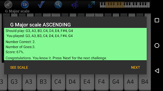 Piano Scales & Chords Pro (Paid) 3