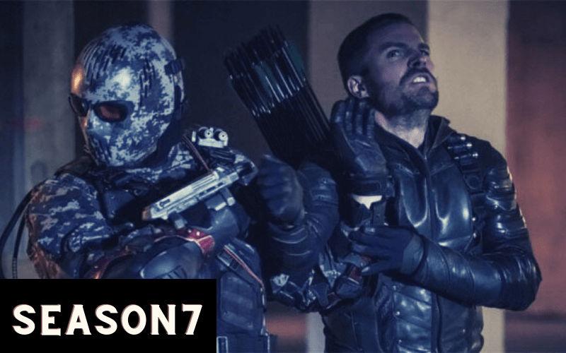 Index of Arrow Season 7