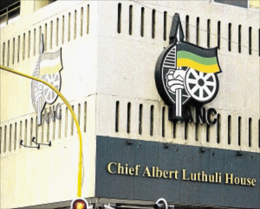 Chief Albert Luthuli House.