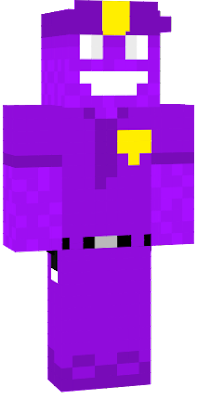 Purple from Fnaf (Five Nights at Freddy's).
