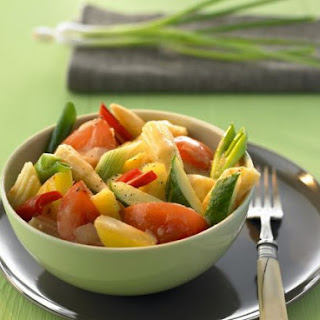 Sweet and Sour Veggie Curry