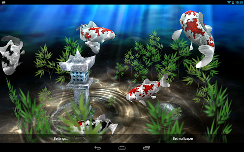 My 3D Fish II- screenshot thumbnail