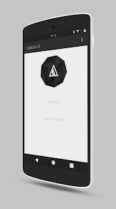 Carbon UI - CM12/RRO Theme v1.2
