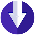 Xposed One Tap Video Download icon