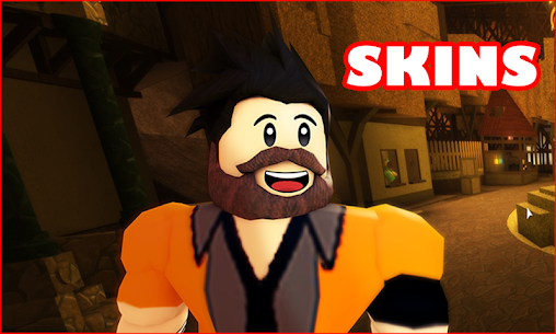 Skins Robux For Roblox 4