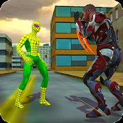 Spider Fighting Man Games