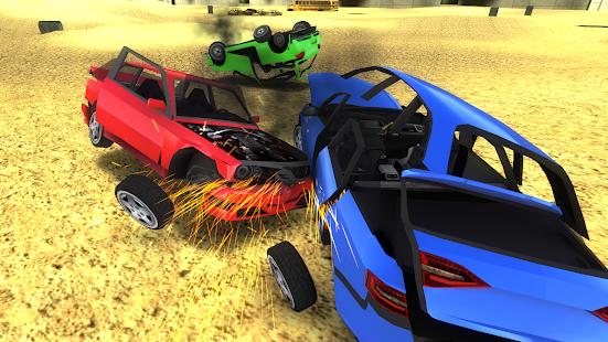 Car Crash Simulator: Extreme Derby Mod