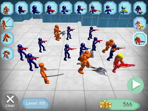 Stickman Spiders Battle Simulator 1.01 screenshots 6