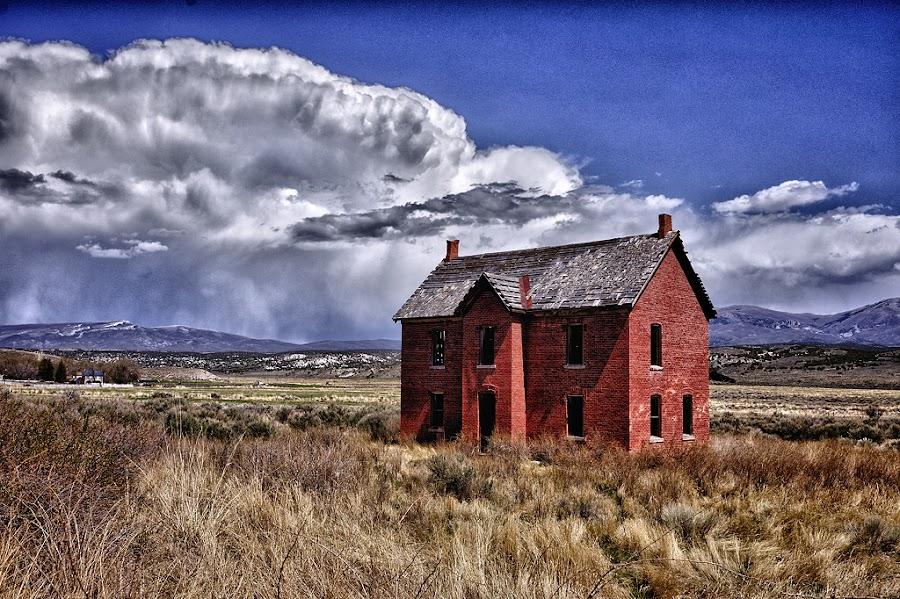 Grouse Creek, Utah by Brent Clark - Landscapes Travel ( utah, fine art, grouse creek, places, landscape, abandoned )
