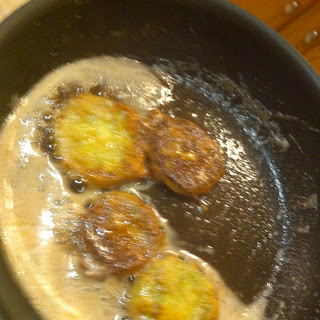 S's Fried Green Tomatoes (modified)