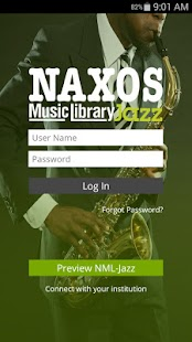 NML Jazz- screenshot thumbnail