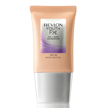 Base Liquida Revlon    YOUTH FIX Fill+Blur  Medium- Beige X 1Und