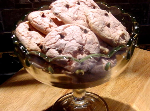 Strawberry Angel Cookies Recipe