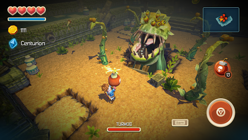 Oceanhorn ™ screenshot 5
