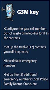 Key(GSM) - náhled