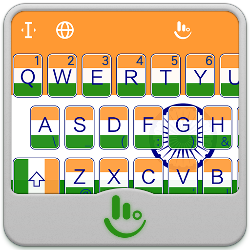 India - New Version Keyboard Theme