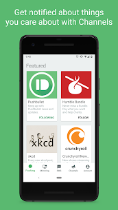 Pushbullet Apk – SMS on PC and more 5