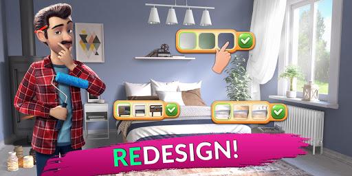 Flip This House: 3D Home Design Games screenshots 2