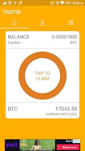 Free Bitcoin Maker - BTC Miner - náhled