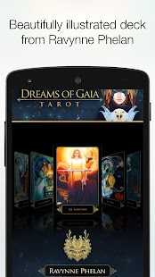 Dreams of Gaia Tarot- screenshot thumbnail