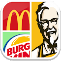 Guess The Restaurant Food Quiz icon