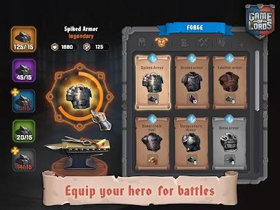Game of Lords Apk Mod God Mod 9