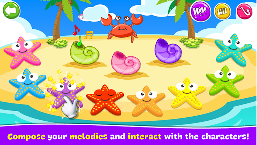Musical Game for Kids