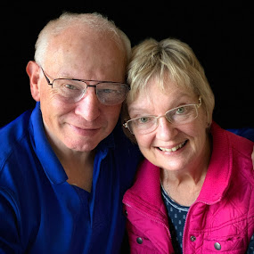 Roger & Caroline by Vicki Clemerson - People Couples ( couple, woman, iphone xs, lady, man, family, portrait, female, gentleman, male,  )
