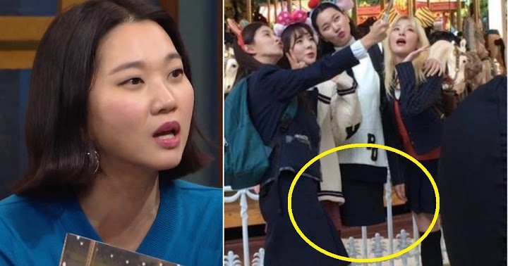 Model Jang Yoon Ju Explains Mysterious Photo Of Herself With