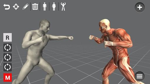 3D Pose App - Figure Drawing