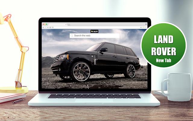 *NEW* HD Range Rover New Tab Themes