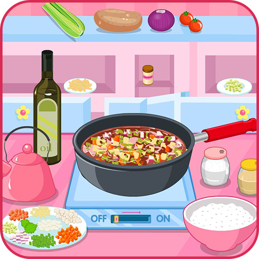 Cooking minestrone soup Icon
