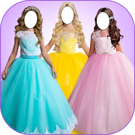 Princess Photo Icon