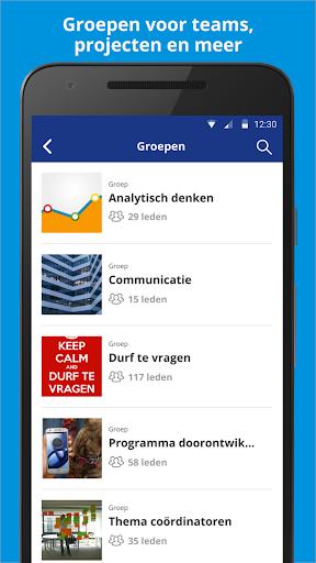Blue way screenshot 3