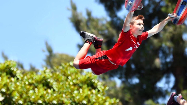 Watch American Ninja Warrior Junior live