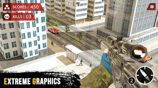 Sniper Shooting: Mission Target 3D Game apktram screenshots 3