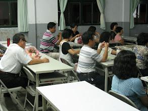 Photo: 20110929 100秋口才主持實務004