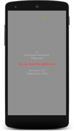 Touchscreen Dead pixels Repair screenshot 2